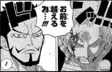 【ワンピース】ゾロが片目になった本当の理由!実は失明していない?