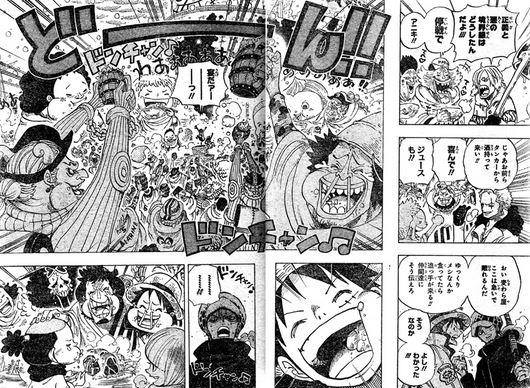 【ワンピース】パンクハザード編は何話から?あらすじを簡単解説!