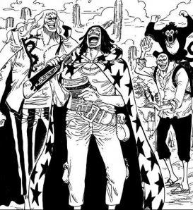 【ワンピース】シャンクス率いる赤髪海賊団のメンバーと今後の予想