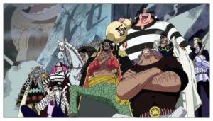 黒 ひげ 海賊 団 能力