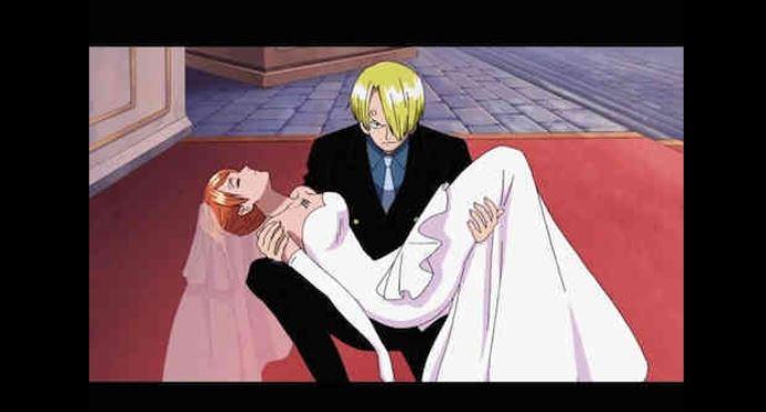 【ワンピース】サンジの嫁は本当にプリン?ナミとの結婚の可能性は?