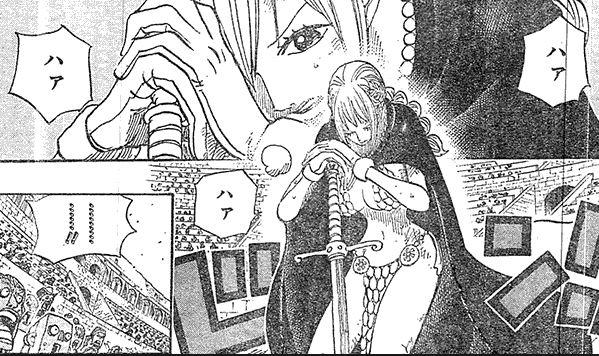 【ワンピース】かわいいレベッカの再登場の可能性は?強さも考案!